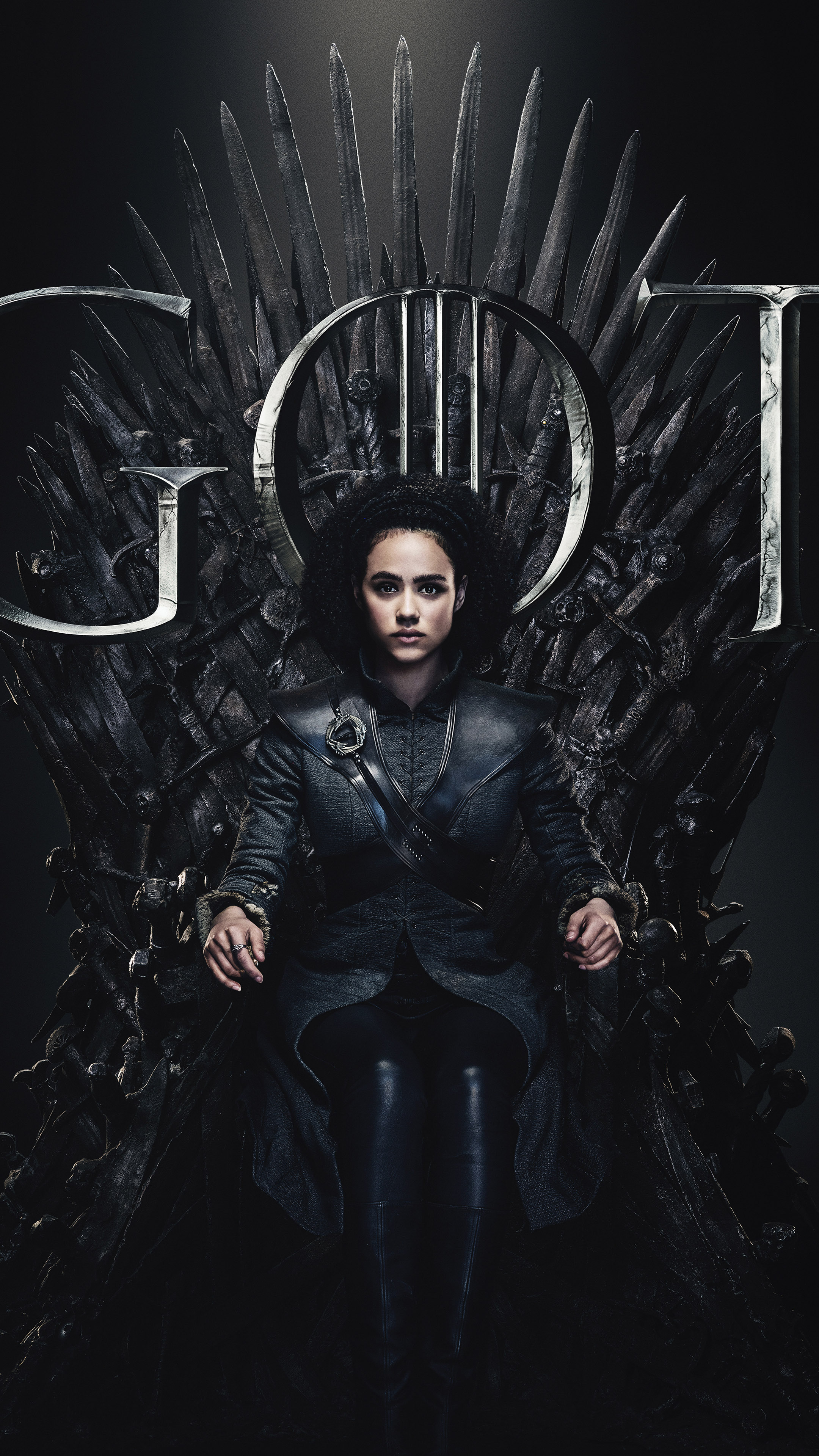 Download Missandei Game of Thrones Season 8 Pure 4K Ultra HD 2160x3840