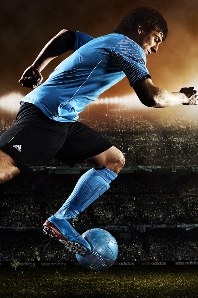 Football player iphone wallpaper is high quality wallpaper for iphone 640x960