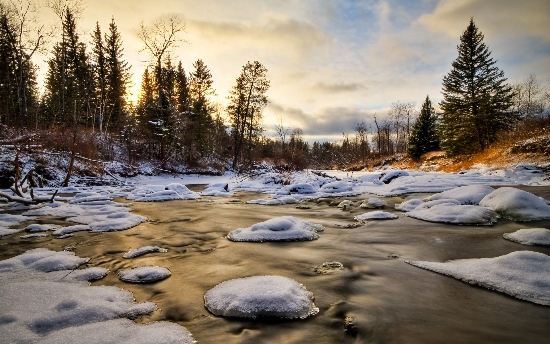 river background scenery original 1920x1200 1920x1200