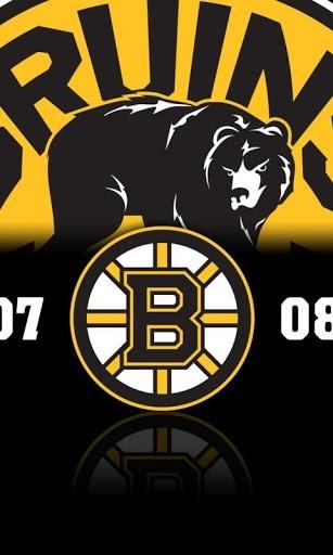 48+] Boston Bruins Phone Wallpaper on