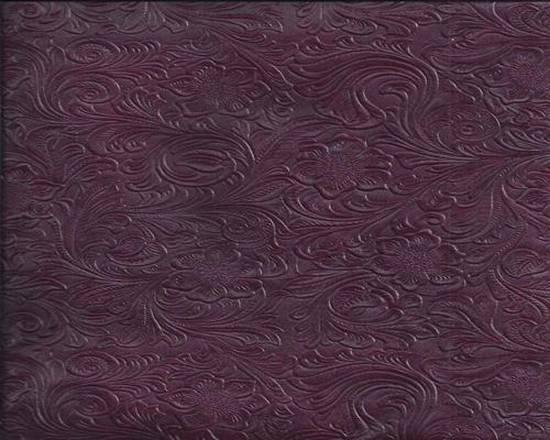 Purple Tooled Faux Leather purple tooled faux leather embossed vinyl 500x400