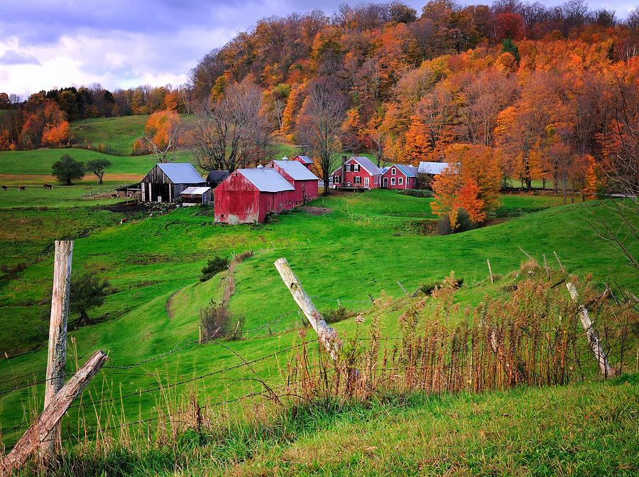 Folk Country Scenic Wallpaper Wallpapersafari