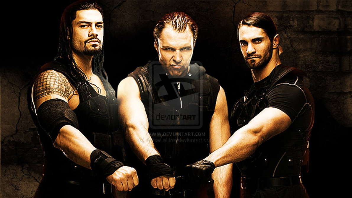 The shield wwe wallpaper wallpapersafari - Download pictures of the shield wwe ...