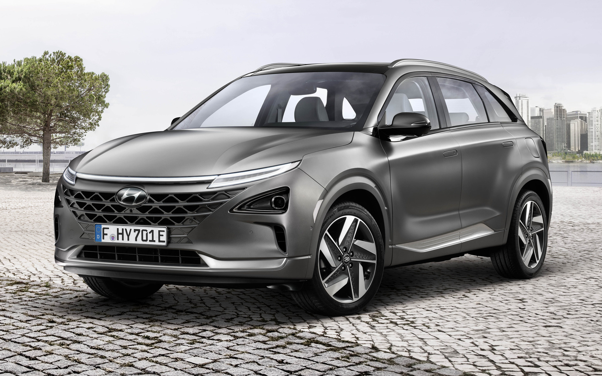 2018 Hyundai Nexo   Wallpapers and HD Images Car Pixel 1920x1200