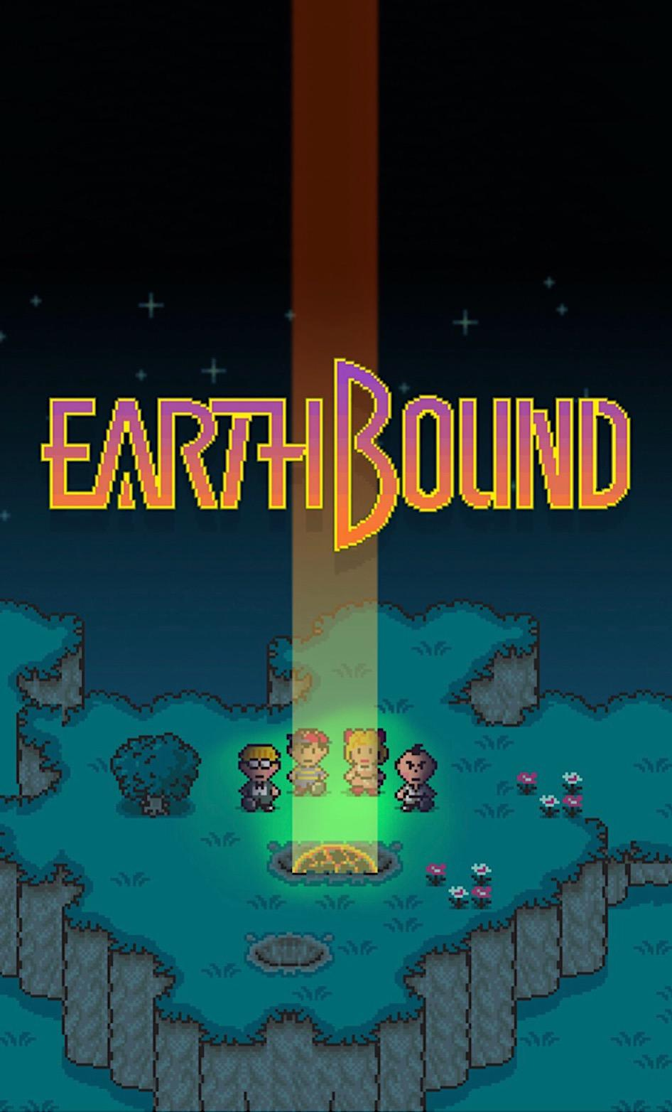 Saw someone post their Earthbound phone background here yesterday 946x1564