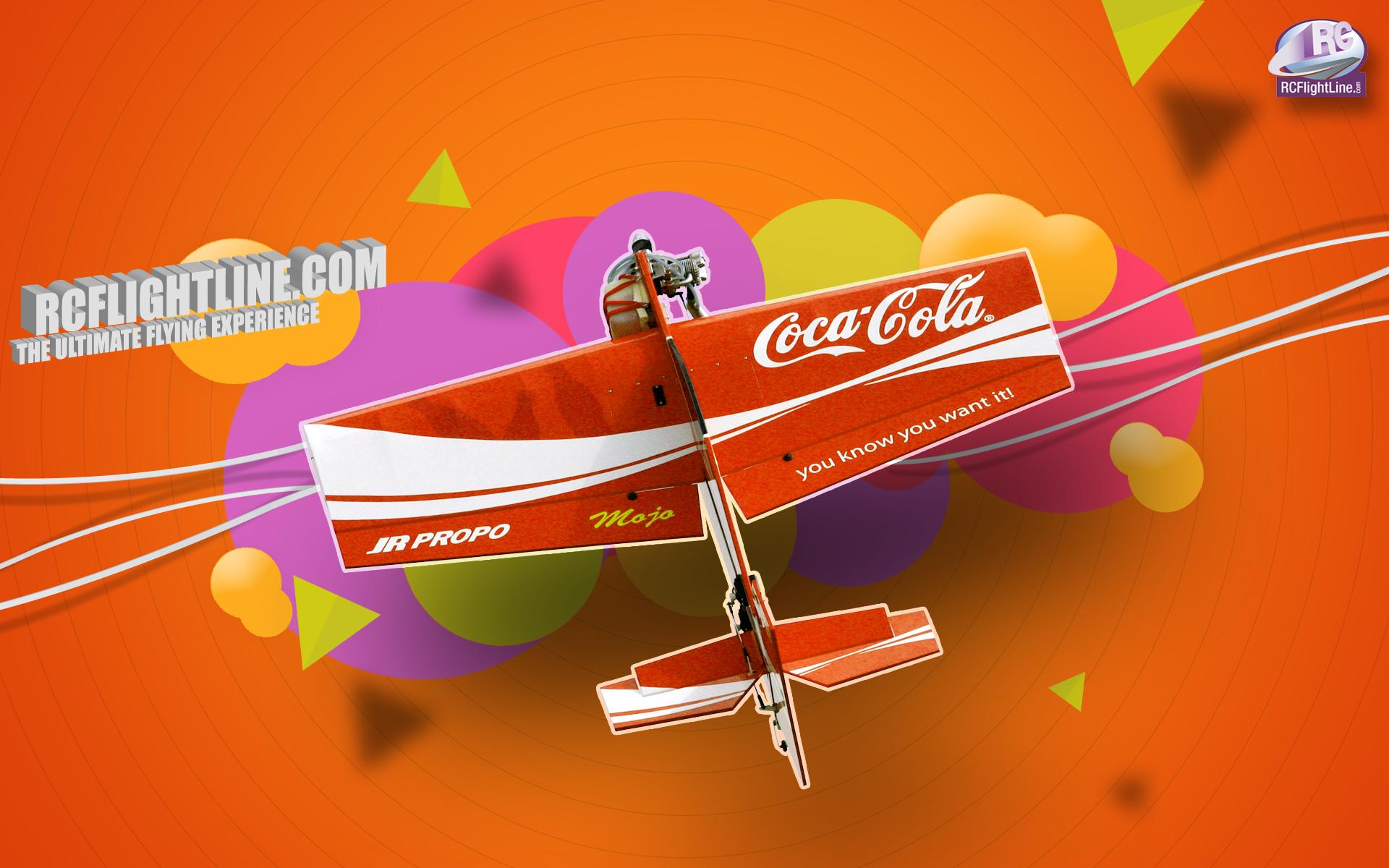 avio rc coca cola Vetor   ForWallpapercom 1920x1200