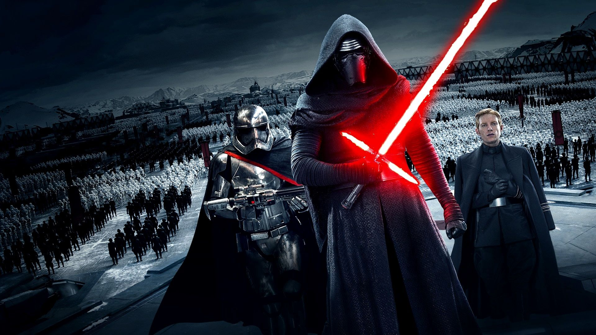 Star Wars 7 The Force Awakens   Could Kylo Ren Really Be A 1920x1080