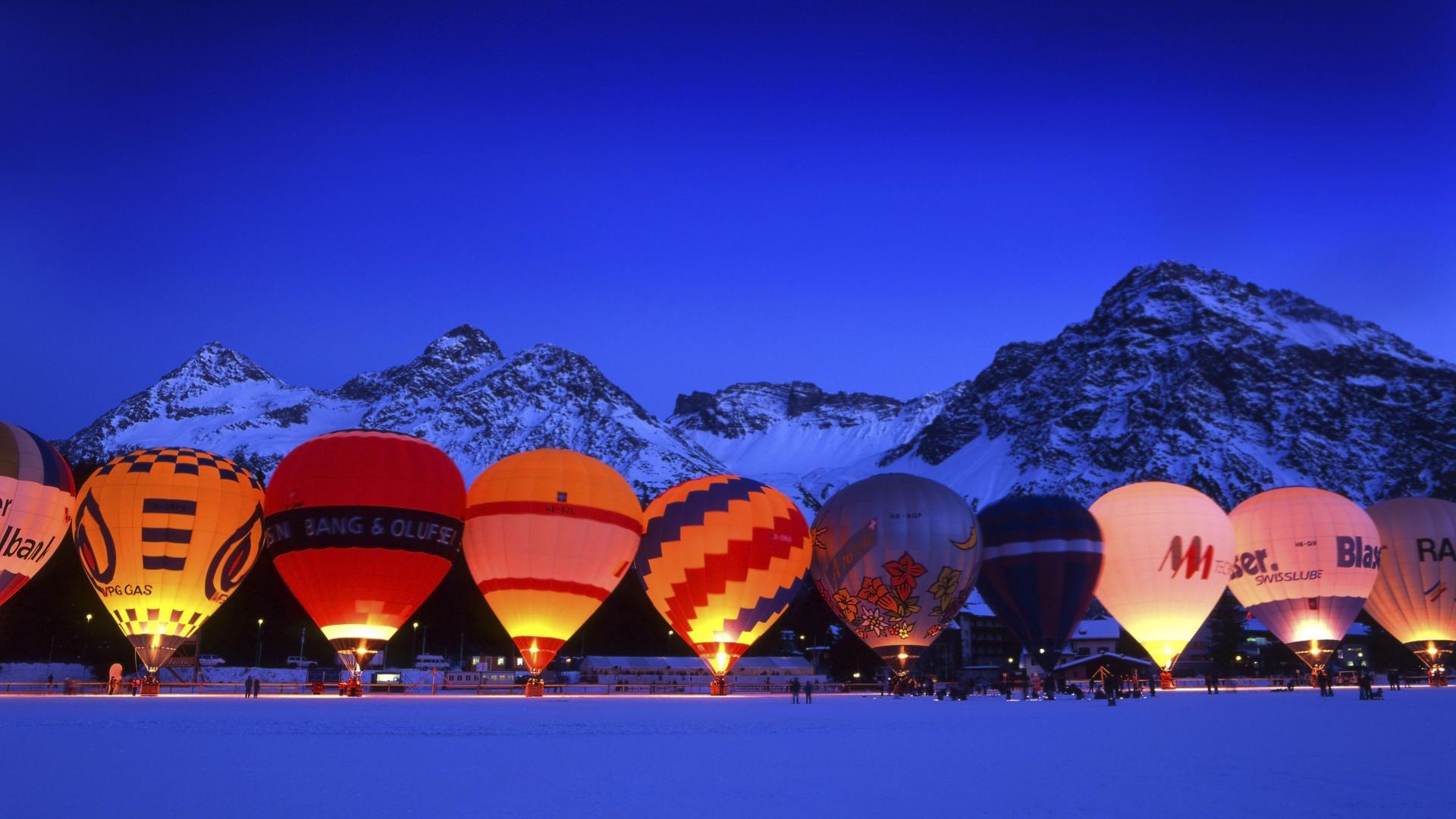 Balloon desktop wallpaper wallpapersafari - Air wallpaper hd ...