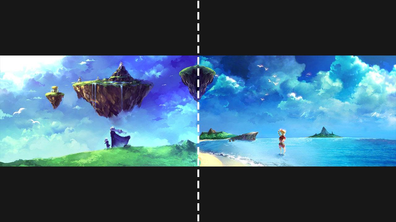 50+ Gaming Dual Monitor Wallpaper on WallpaperSafari