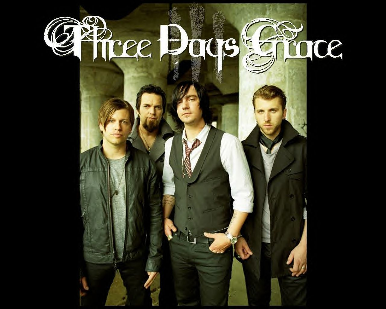 Three Days Grace   Wallpapers 1280x1024