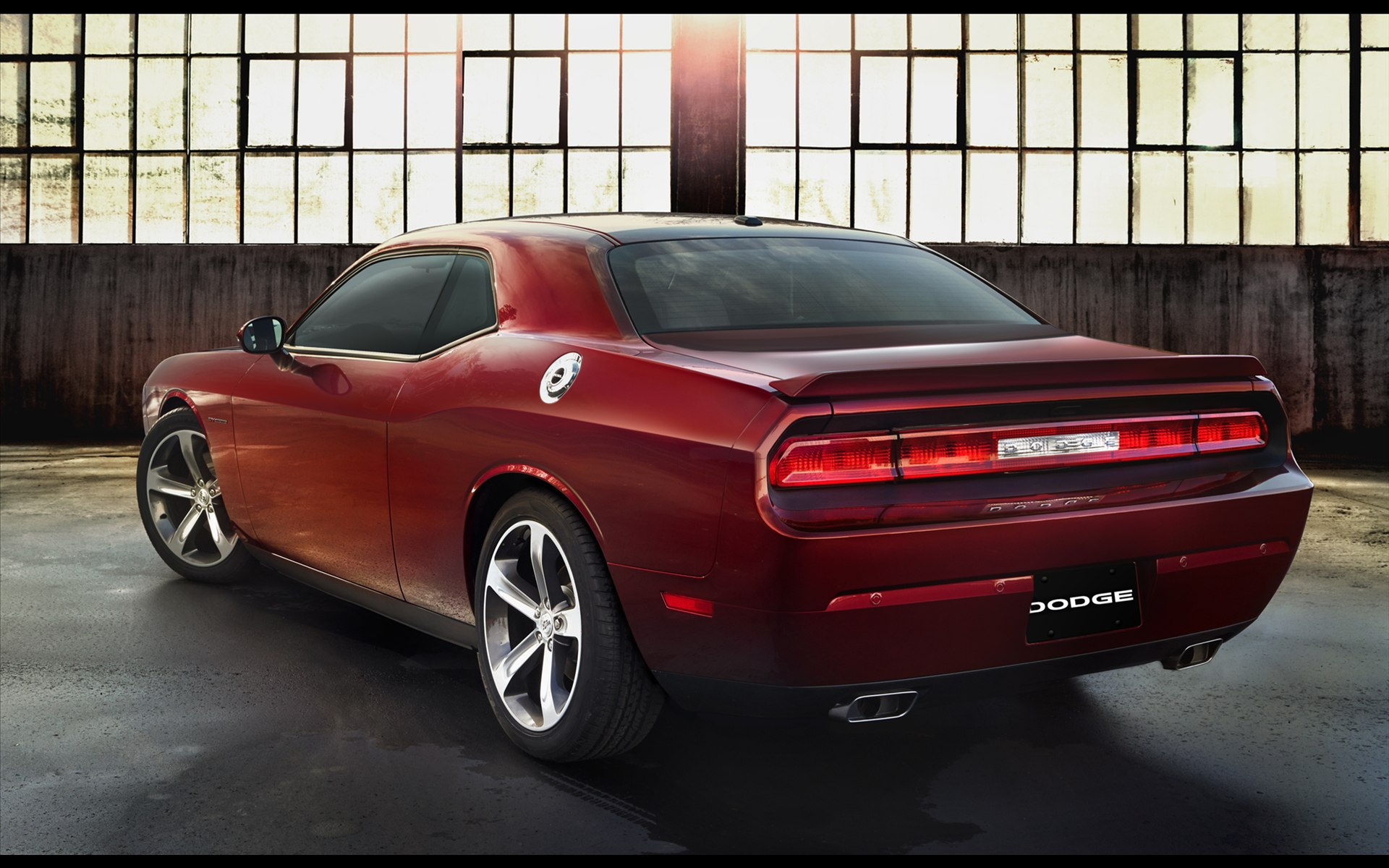 2014 Dodge Challenger 100th Anniversary Edition Car The New Challenger 1920x1200