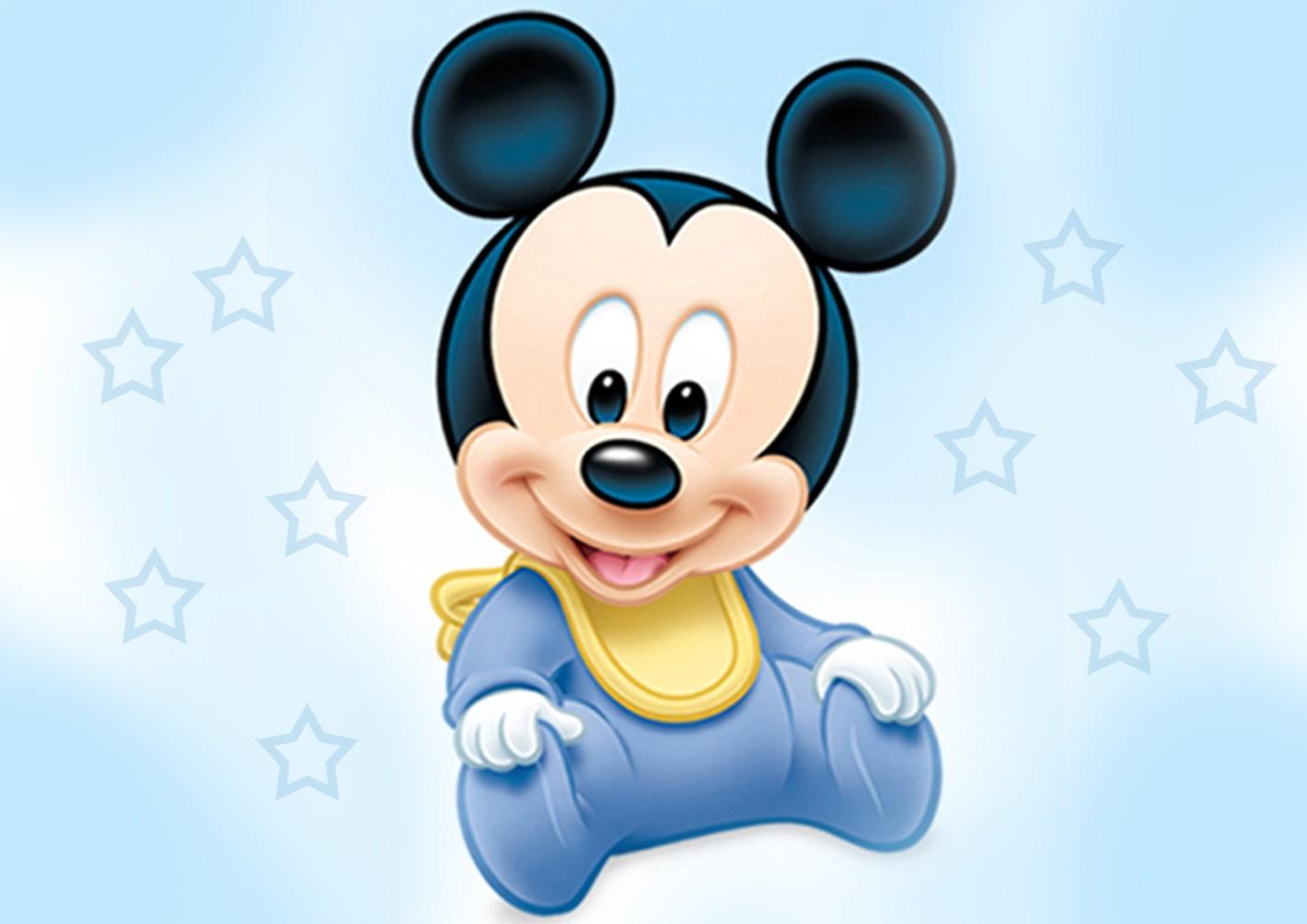Baby Mickey Mouse Wallpaper - WallpaperSafari