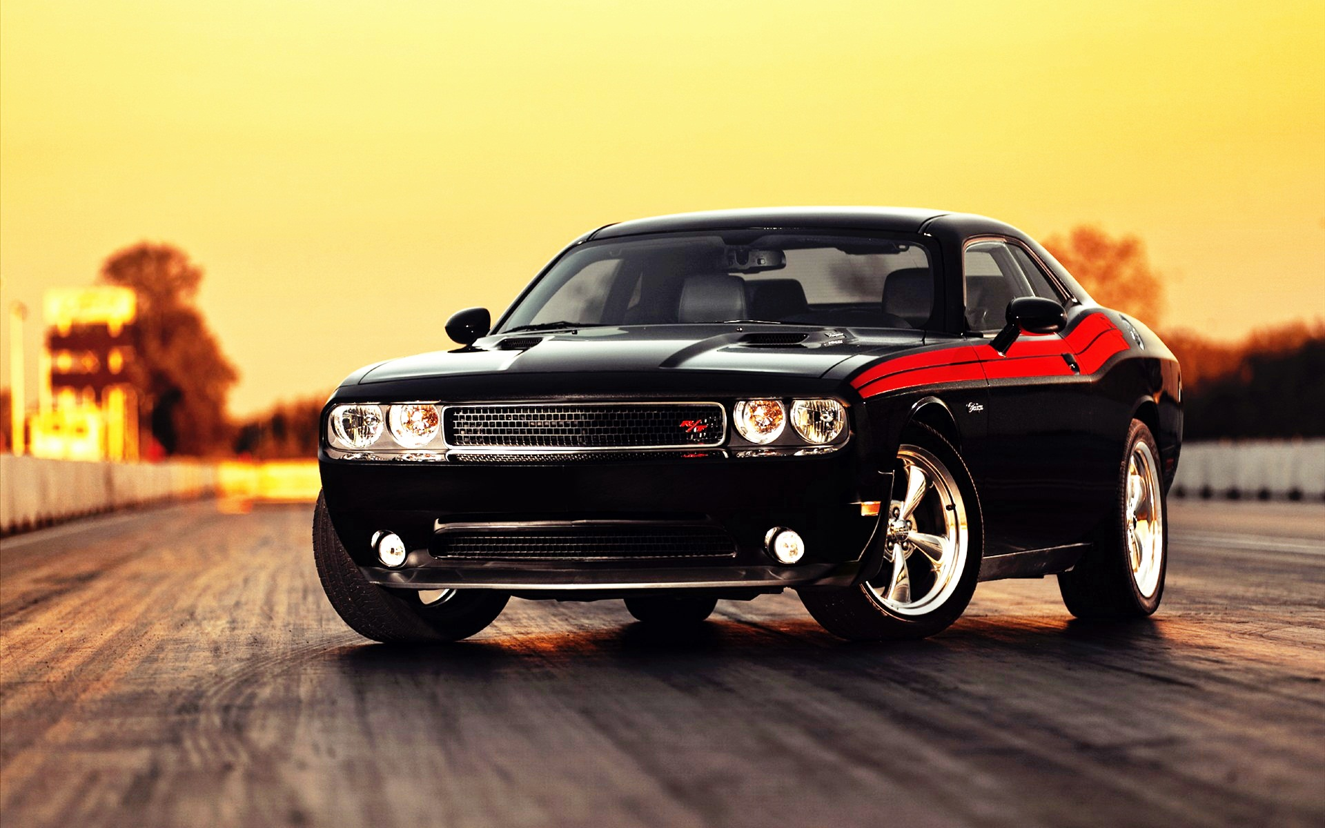 Dodge Challenger Wallpapers HD Wallpapers 1920x1200