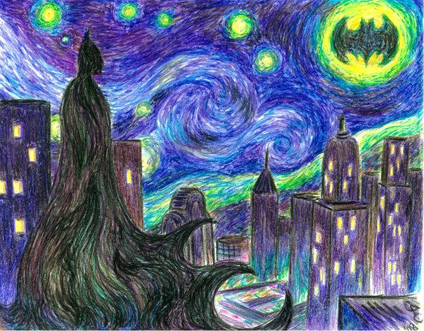 Starry Knight by mild-mannered on DeviantArt