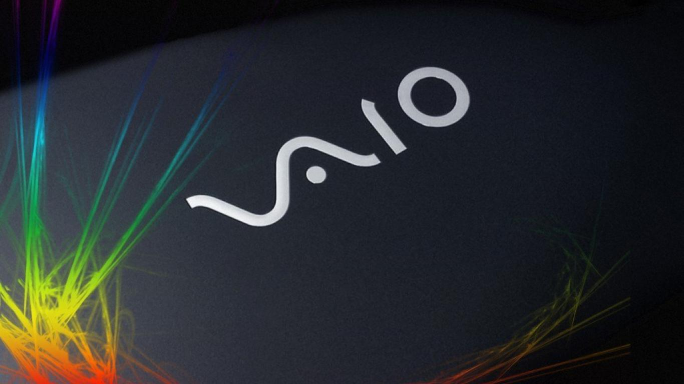 Sony Vaio Wallpaper Or Themes: Sony Vaio Wallpaper 1366x768