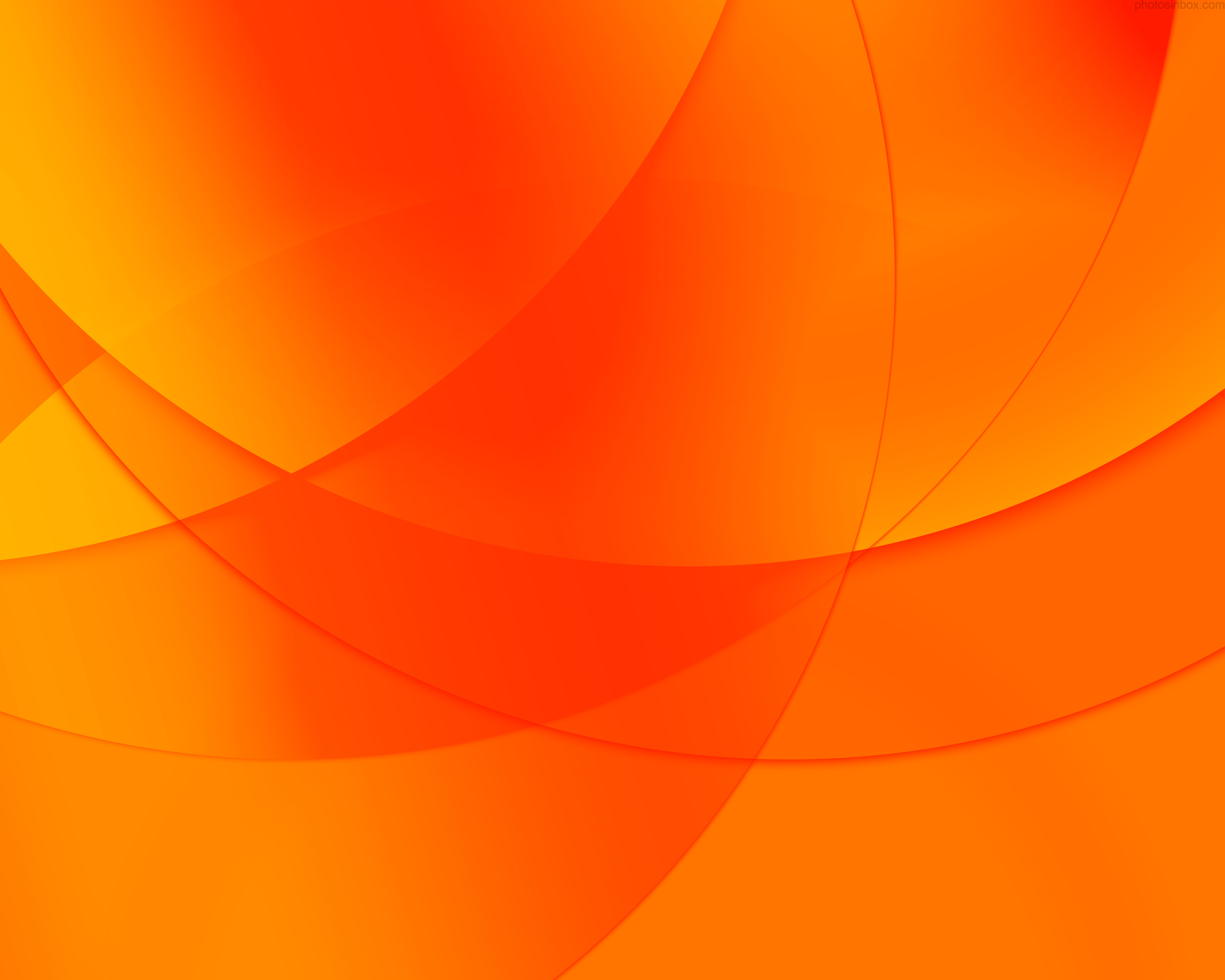 Abstract orange background wallpaper 5000x4000