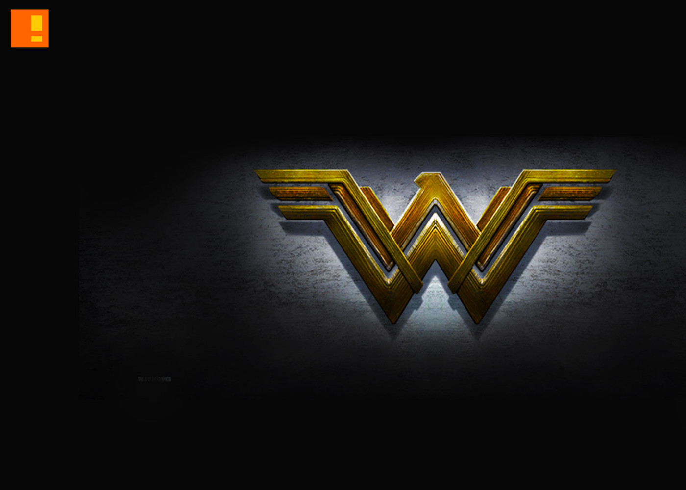 Wonder Woman 2017 Logo Pictures to Pin 1400x1000