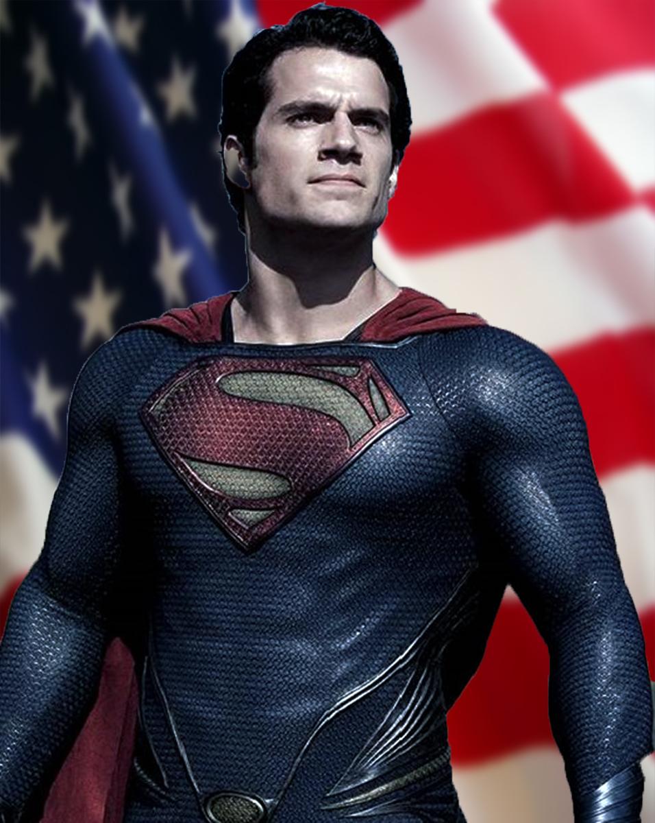 Henry Cavill Superman Wallpaper - WallpaperSafari