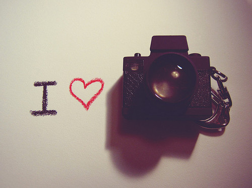 camera cute dream i love love photography   image 44442 on Favim 500x374