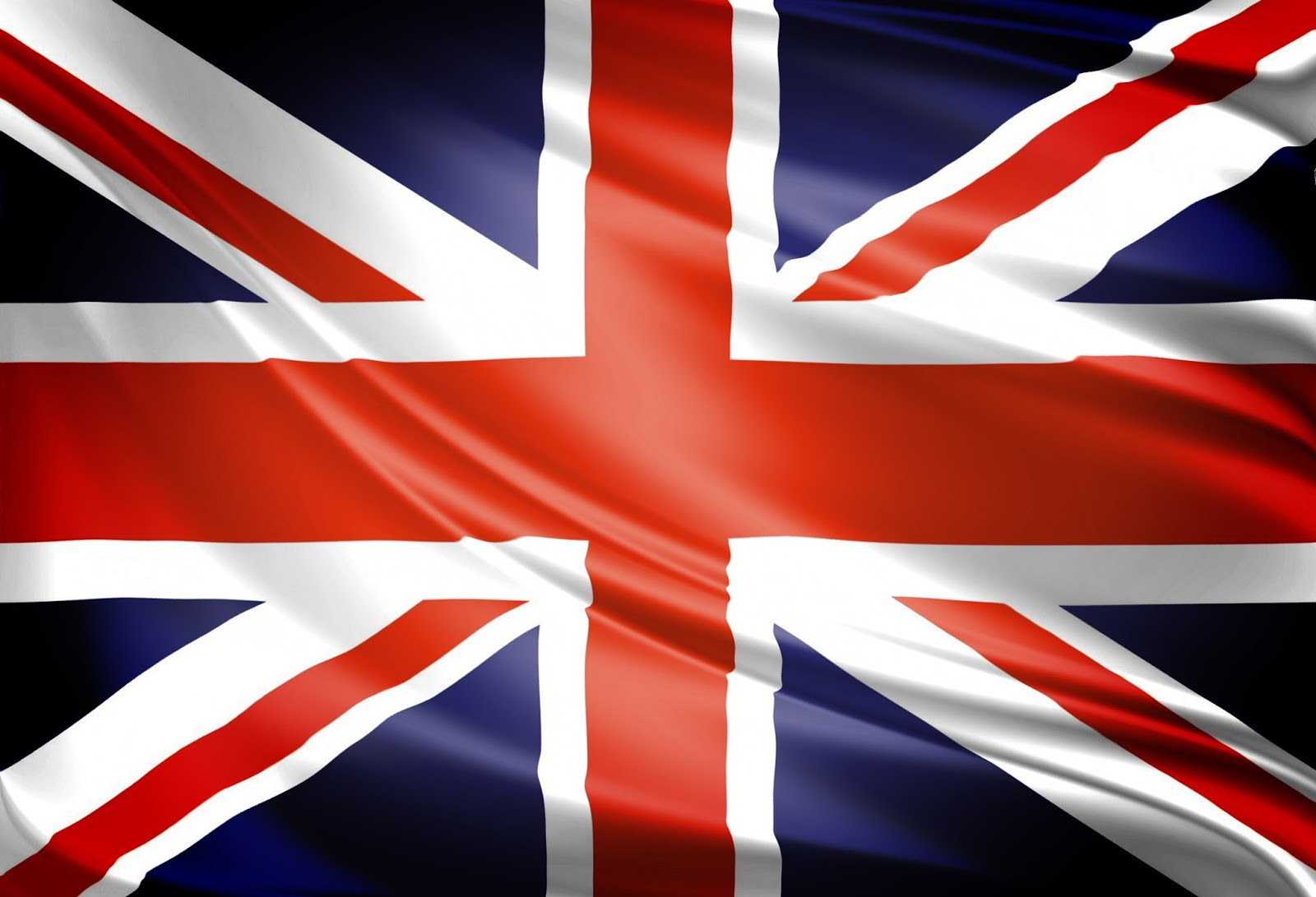 England Flag Wallpaper 3d
