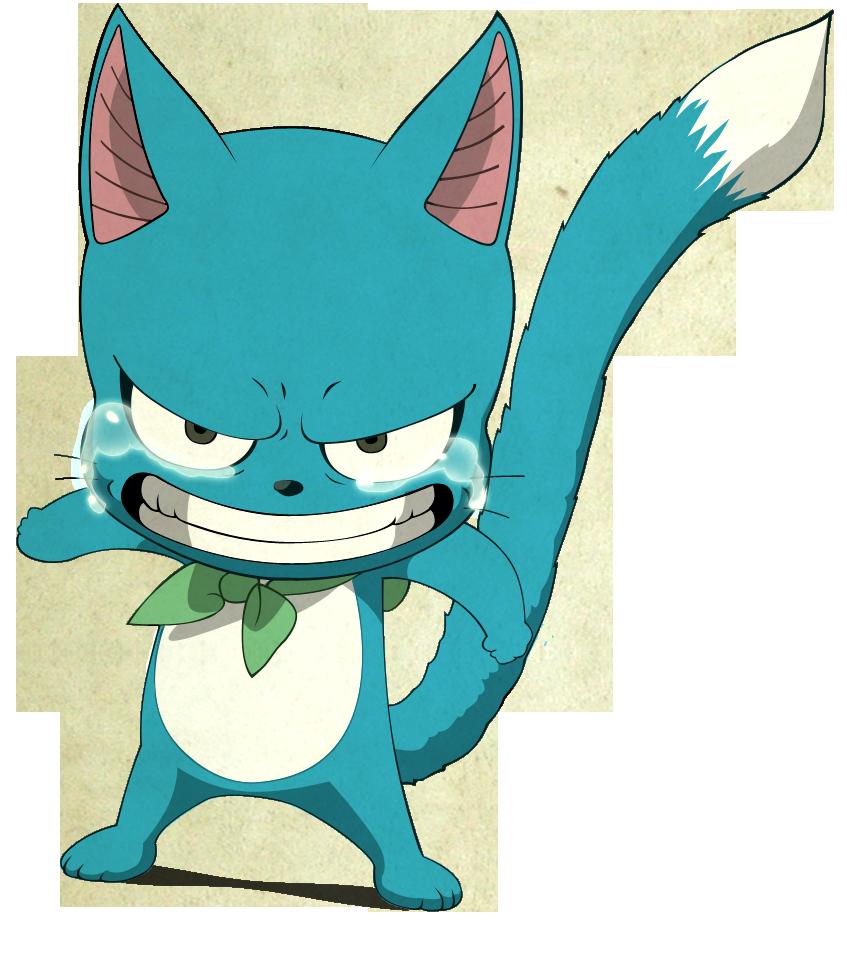 Fairy Tail   Happy by Toshiharu 847x962