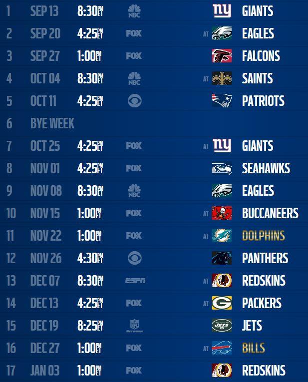 2015 dallas cowboys schedule dallas cowboys schedule 2015 dallas 617x765
