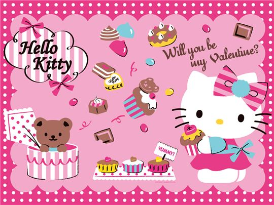 free valentine desktop wallpaper hello kitty image search results 540x405