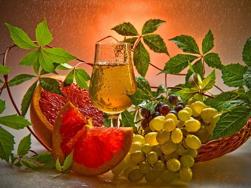 Fresh fruits and juice wallpaper   ForWallpapercom 808x606