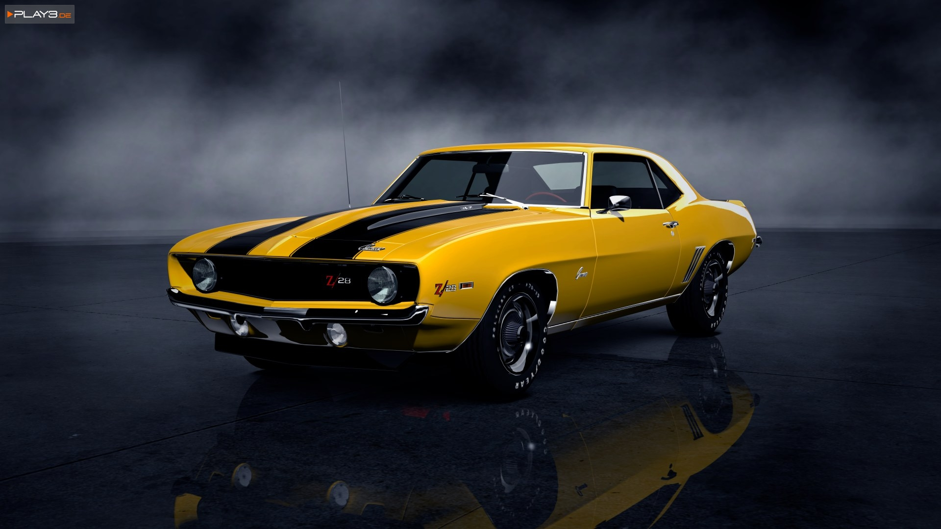 Chevrolet Camaro Converted Muscle Gallery wallpapers HD   201570 1920x1080