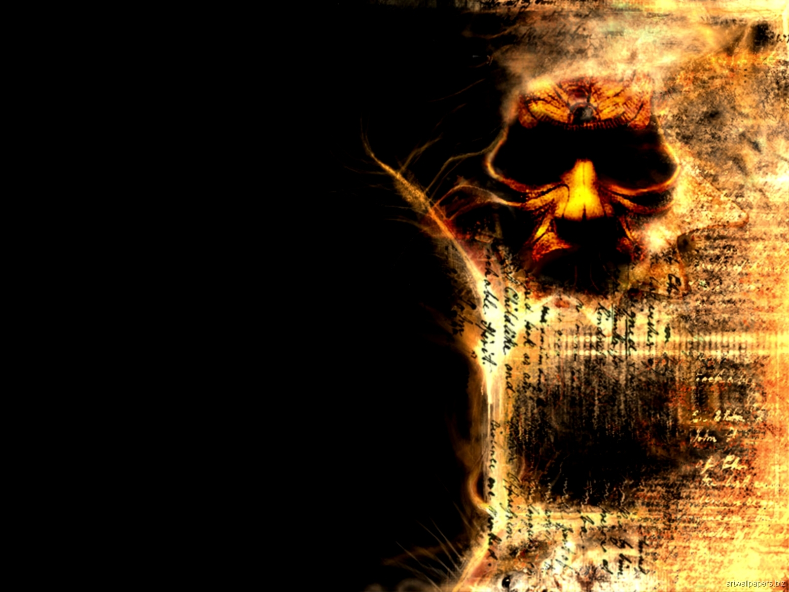 Skull Wallpaper Skull Wallpapers Art Desktop Wallpapers 1600x1200 1600x1200