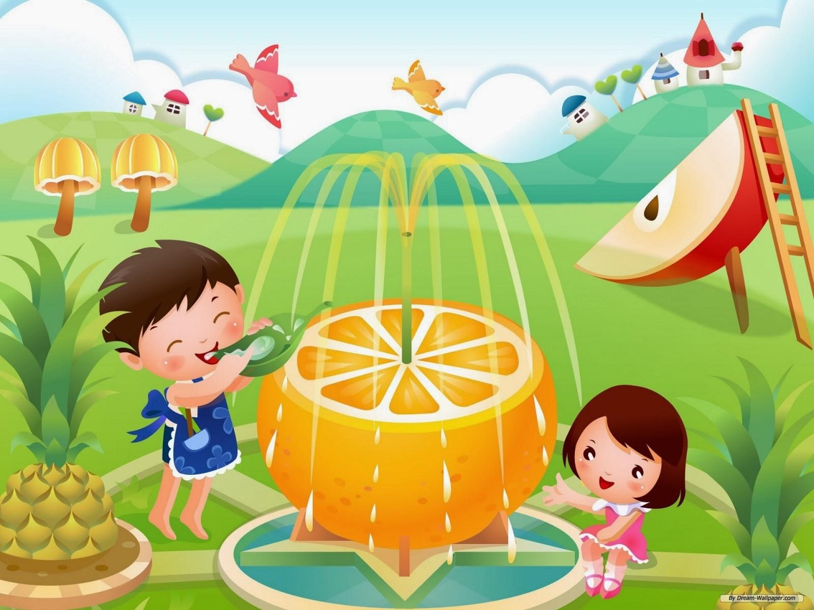 cute kids wallpaper children game 1600x1200