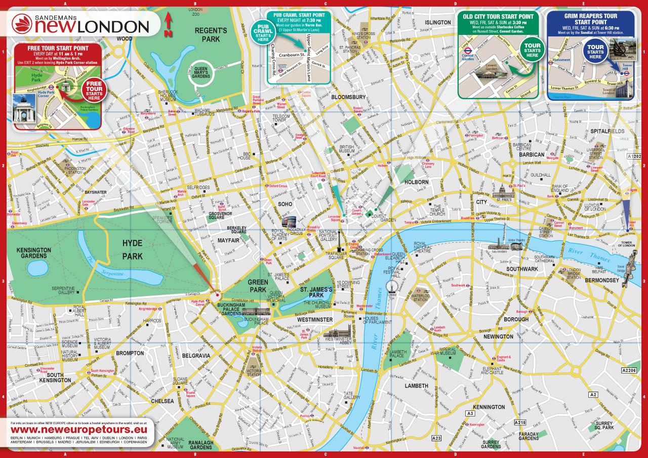 London City Map Printable.47 London Map Wallpaper On Wallpapersafari