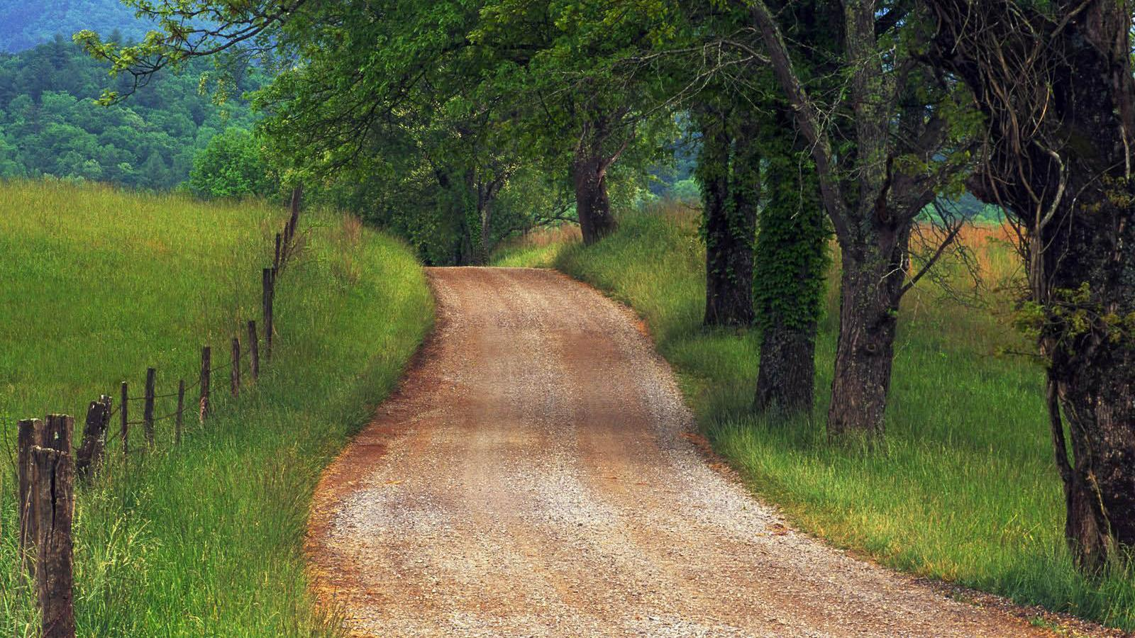Cades Cove Tennessee 1600 x 900 widescreen Desktop wallpapers and 1600x900