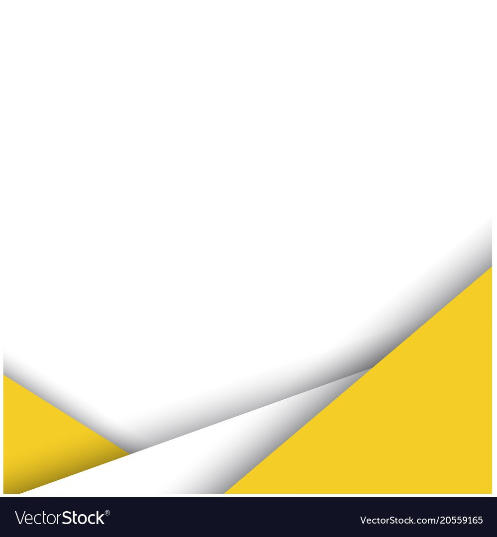 Abstract yellow white color modern background vect 999x1080