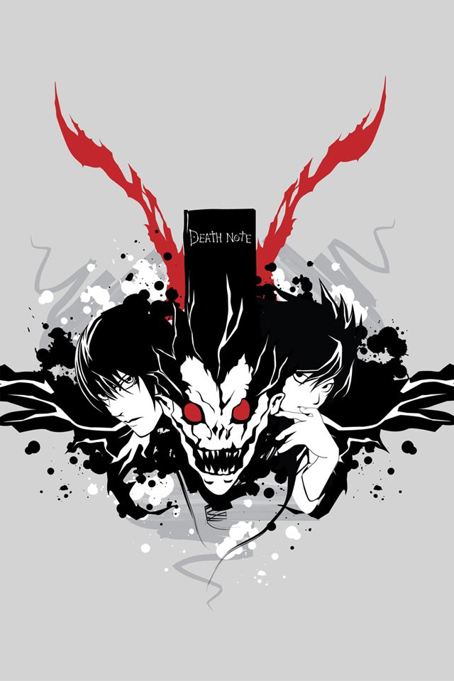Skull Death Note640x960960x640wallpaperbackgroundiPhone 4Apple 640x960