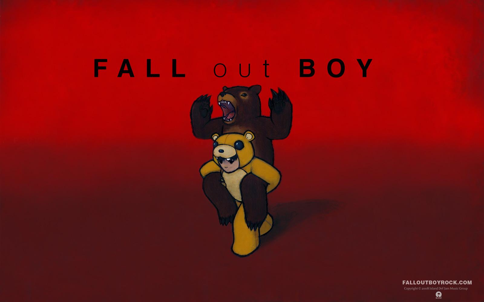 46 Fall Out Boy Logo Wallpaper On Wallpapersafari