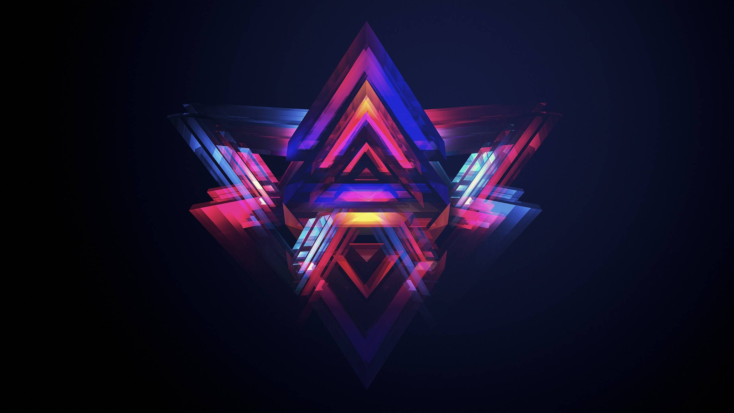 Abstract Vector 25601440 Wallpaper 2230798 2560x1440