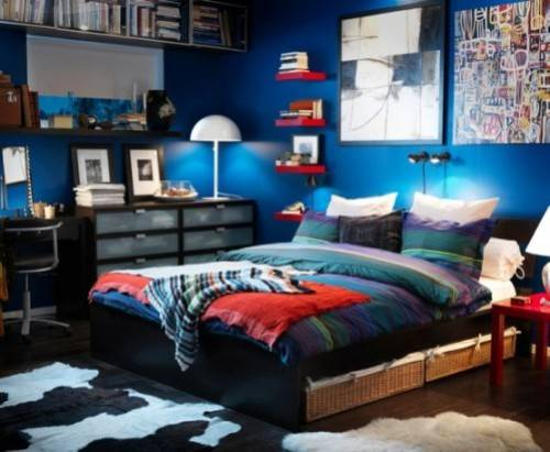 bedroom furniture ideas for men Home Designs Wallpapers 500x411