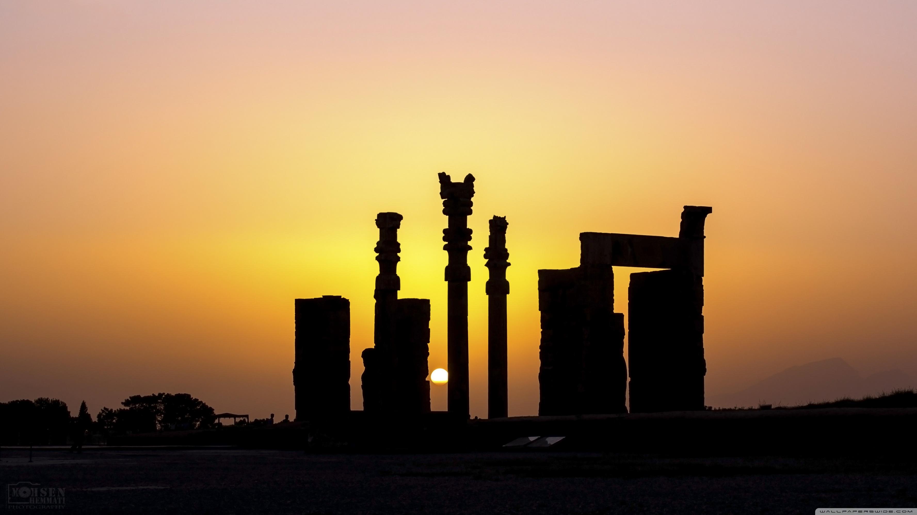 18] Persepolis City Wallpapers on WallpaperSafari 3554x1999