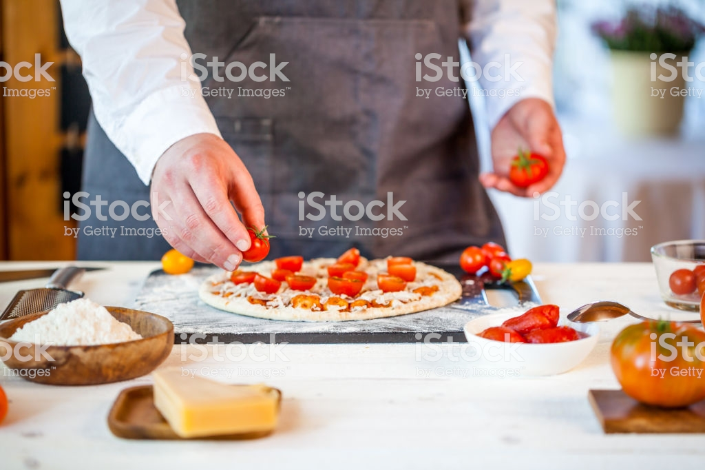 Closeup Hands Of Chef Making Fresh Homemade Traditional Italian 1024x682