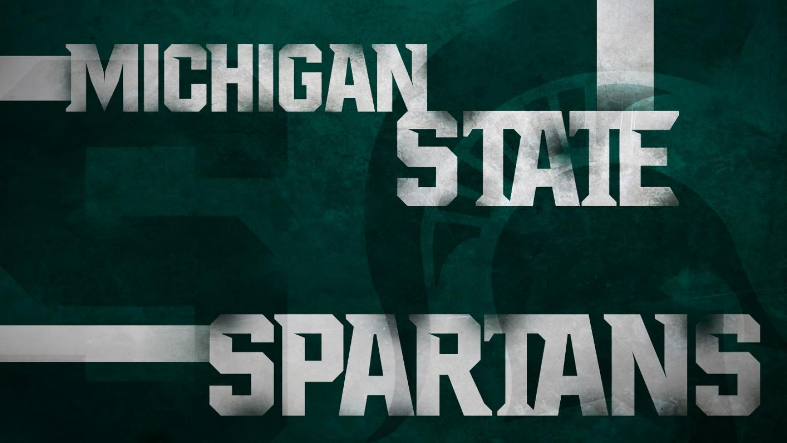 Michigan state spartans wallpaper 62795 1600x900