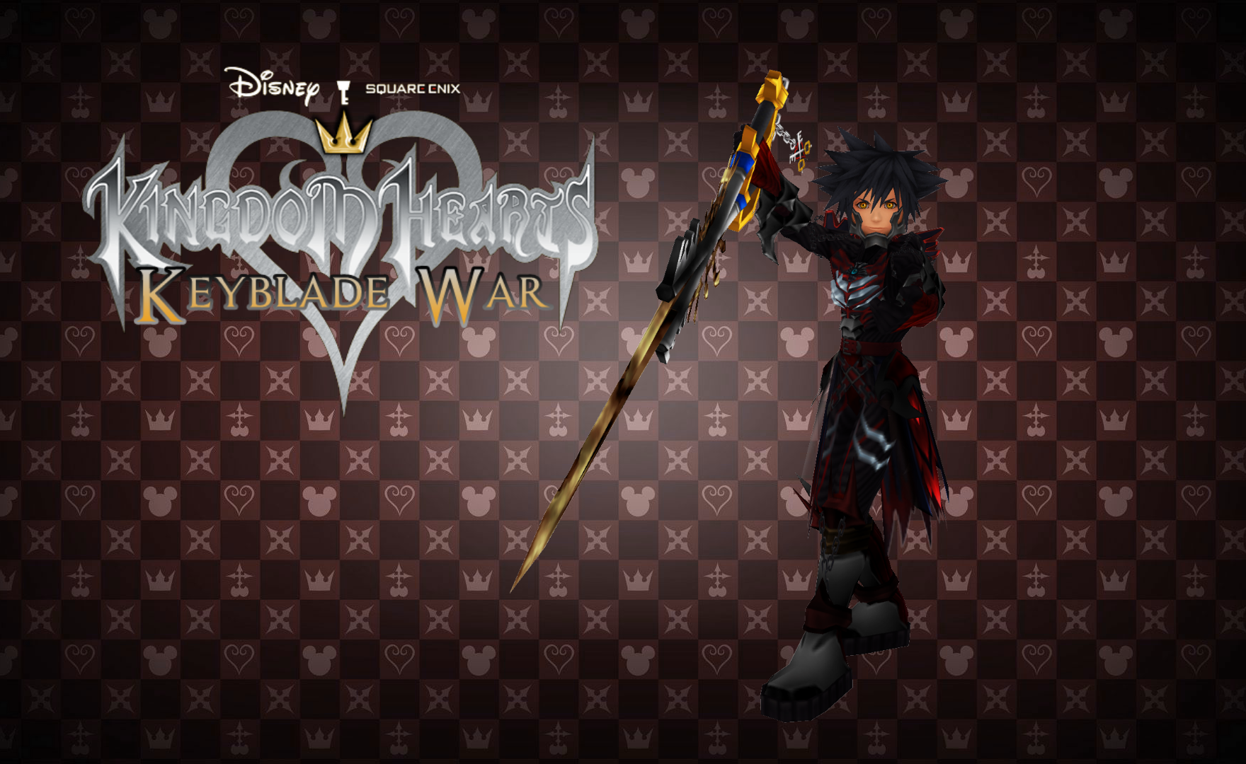 Kingdom Hearts Art MMDs by todsen19 1760x1080