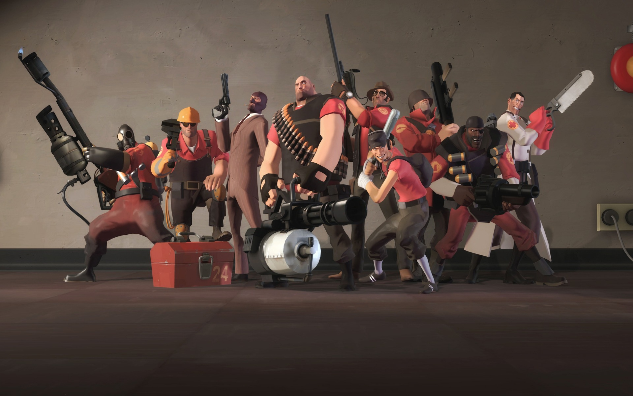 Team Fortress 2 wallpapers Team Fortress 2 stock photos 2560x1600