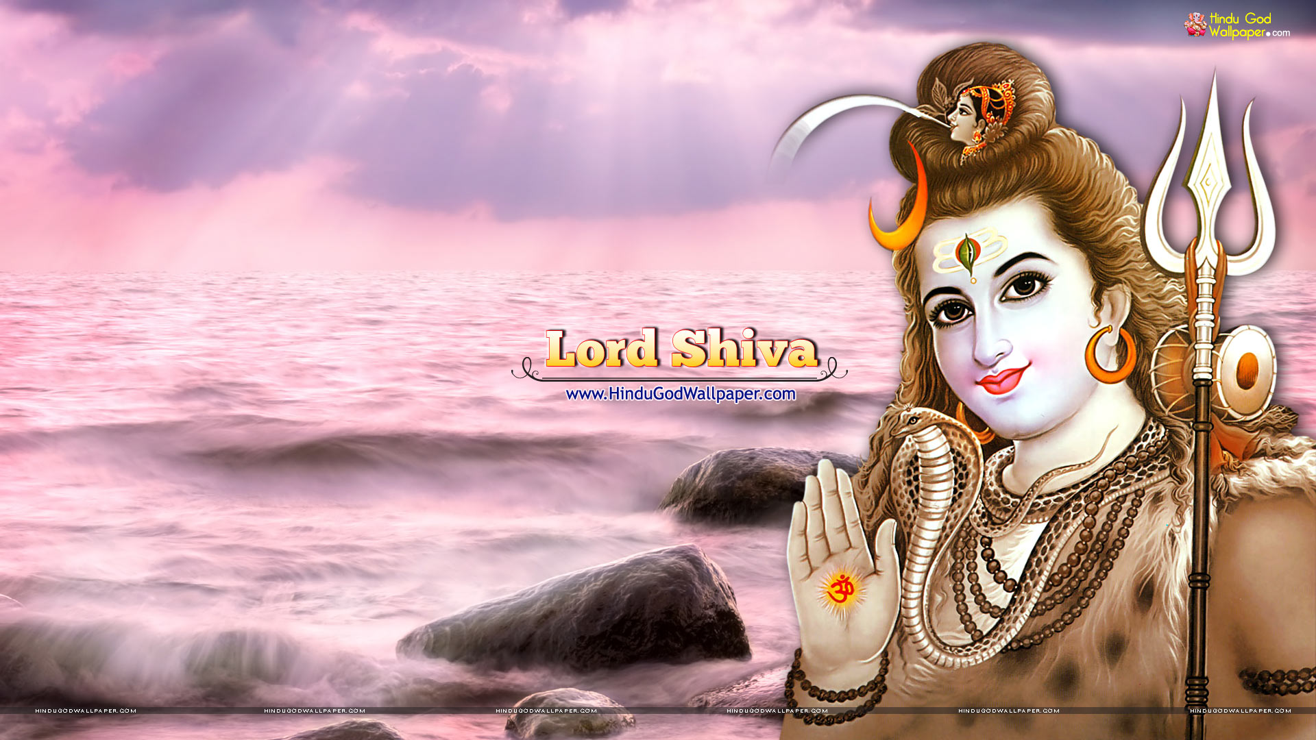 Lord Shiva HD Wallpaper Widescreen 1080p Download 1920x1080