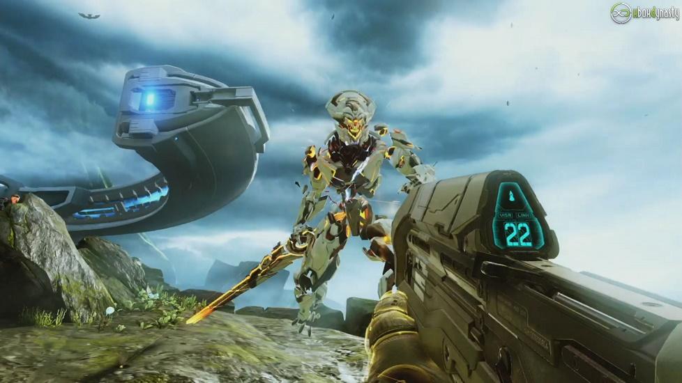 Halo 5 Guardians   Xbox One   Screenshot   Xboxdynastyde 978x550