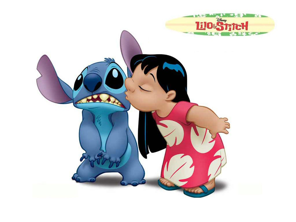 Lilo and Stitch Wallpapers Download Windows 7 1024x768