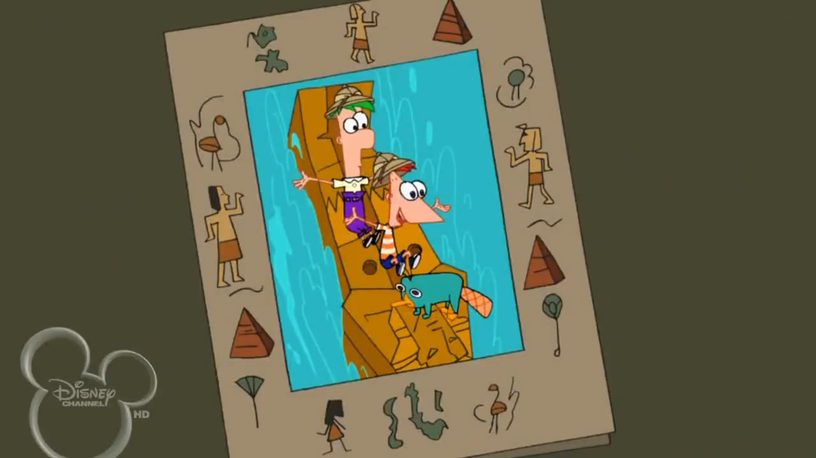 Image Are You My Mummy Phineas And Ferb Download 1680x944