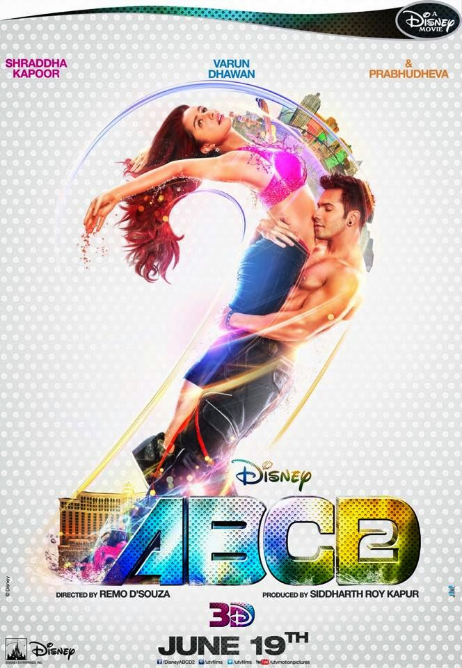 Shraddha Kapoor ABCD 2 Movie HD Wallpapers Celebrity Hd Wallpapers 664x960