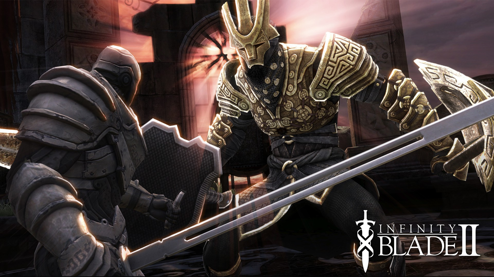48+] Infinity Blade Wallpaper on WallpaperSafari