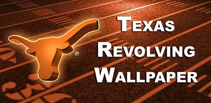 Texas Longhorn Football Wallpaper Texas revolving wallpaper 705x345